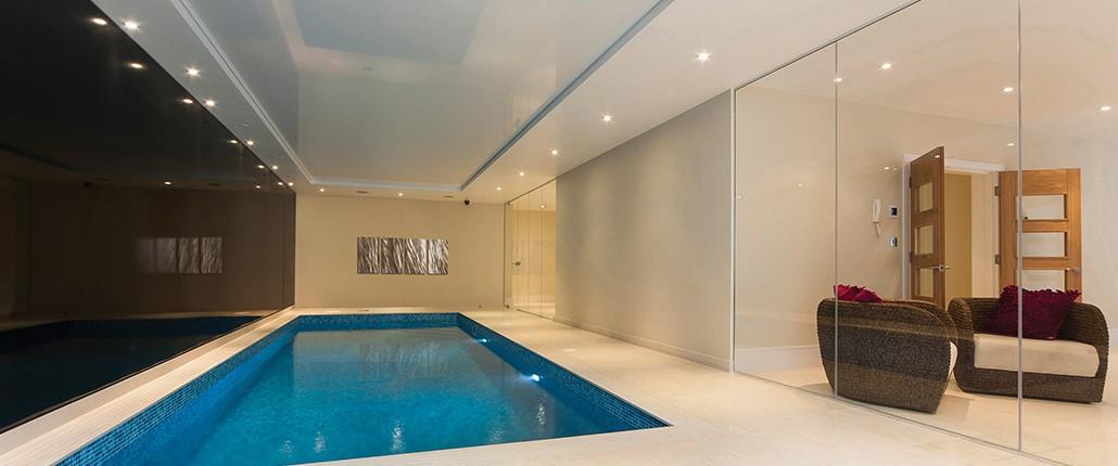 Basement pools polypool for Basement swimming pool construction