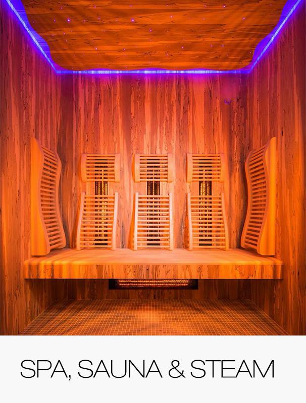 Spa, Sauna & Steam