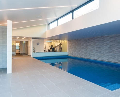 Ridgemount Project pool